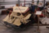 Grain binder | Goessel Museum