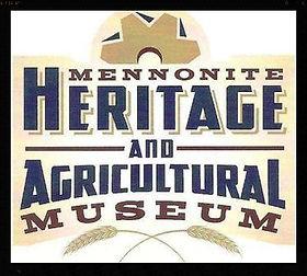 Mennonite Heritage & Agricultural Museum   Mennonite Museum logo
