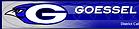 Goessel Bluebird USD 411 Logo