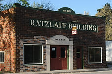 The Ratzlaff Building  Goessel, KS