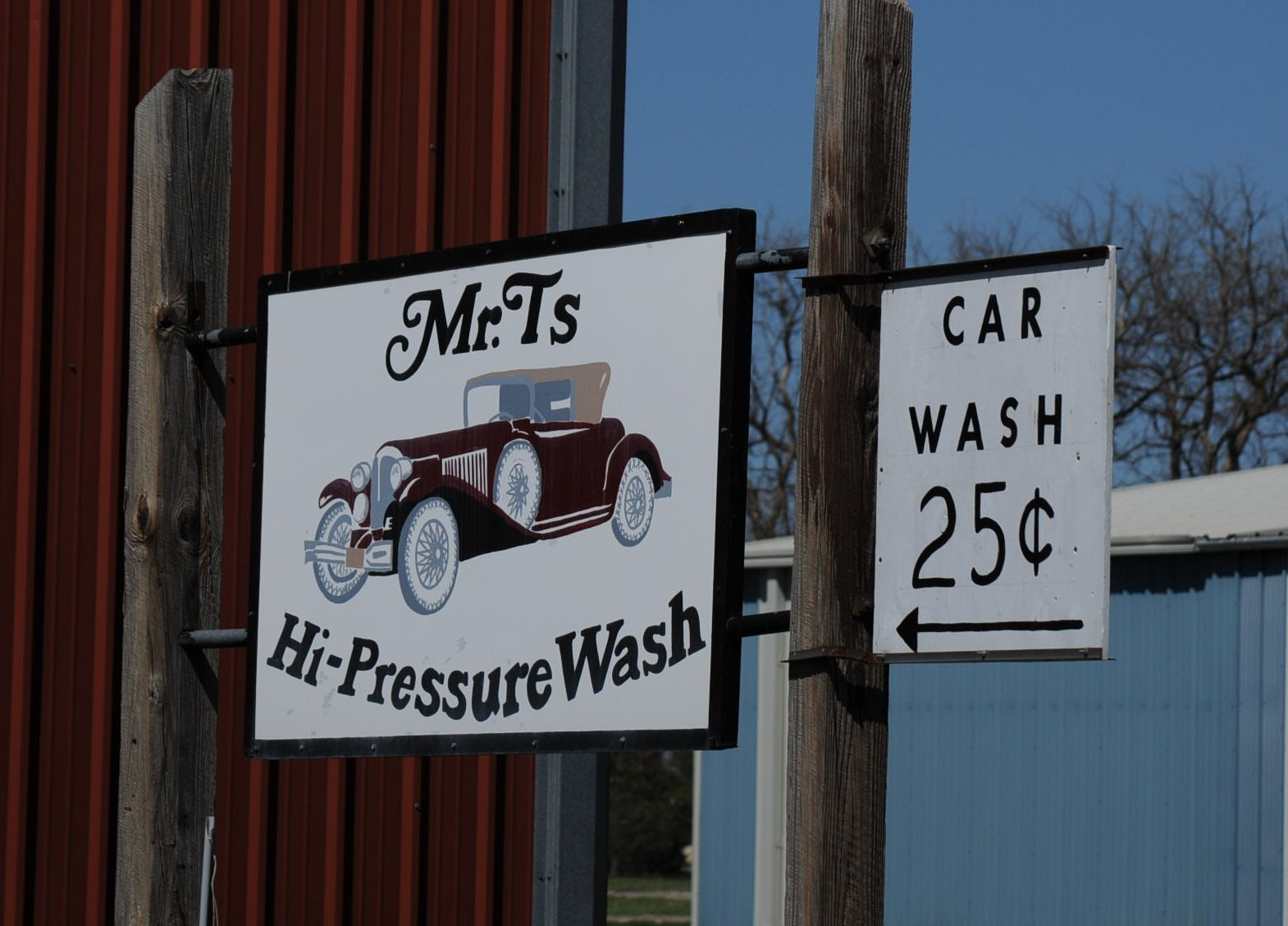 Mr. Ts Car Wash