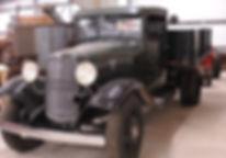 1934 Farm Truck | Goessel Museum