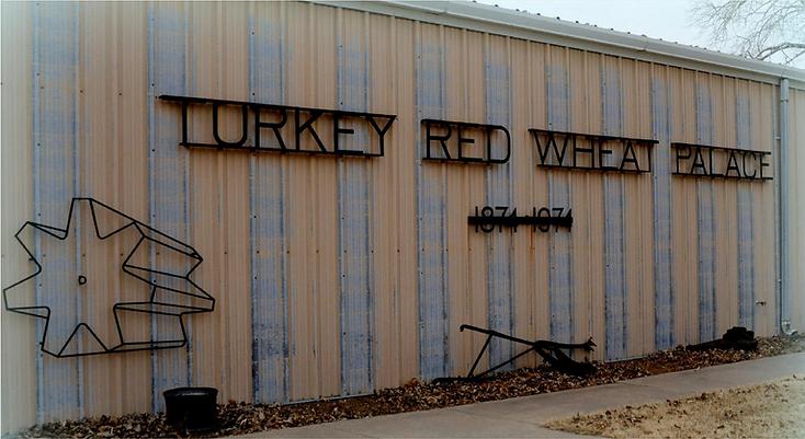 Turkey Red Wheat Palace | Goessel Museum Web.