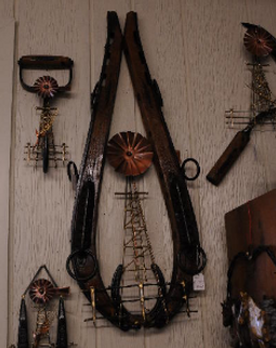 Copper artwork | Goessel Museum