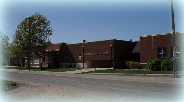 Jr. High and High School Goessel, KS