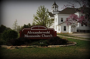 Alexanderwohl Mennonite Church | Goessel Museum