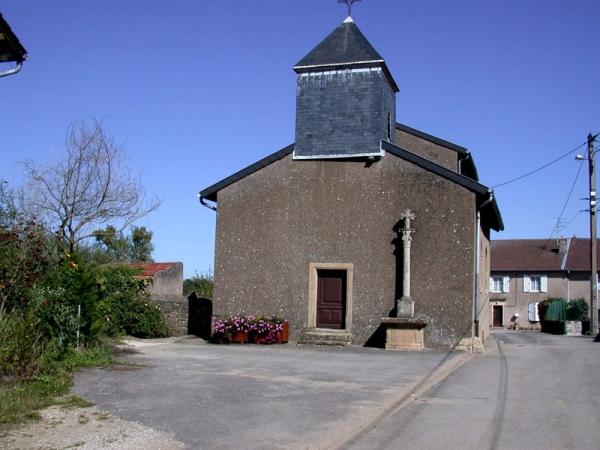 Chapelle St Luc