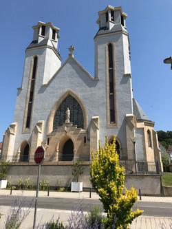 Eglise St François d'Assise