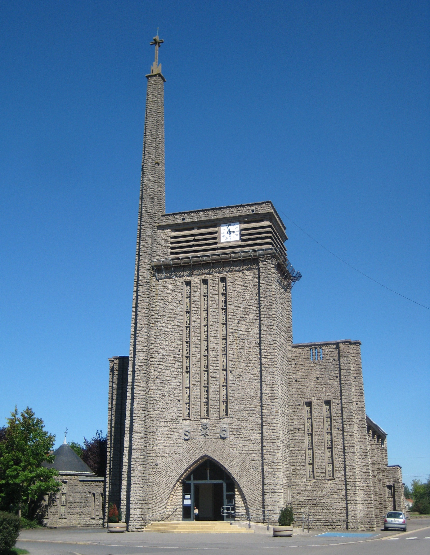 Eglise St Gorgon