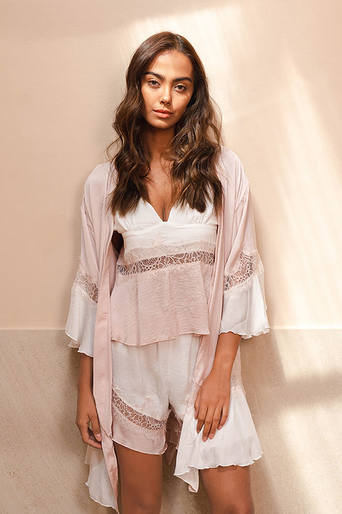 Airelle - Nightwear color: Misty Rose (CRNW35)