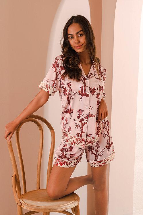 Lyla - Nightwear color: Misty Rose  (CRNW30)