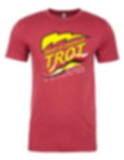TrippadoodlesTrot Shirt Active + Website
