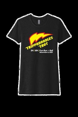 Trippadoodles Trot 2021 Womens Shirt_edi