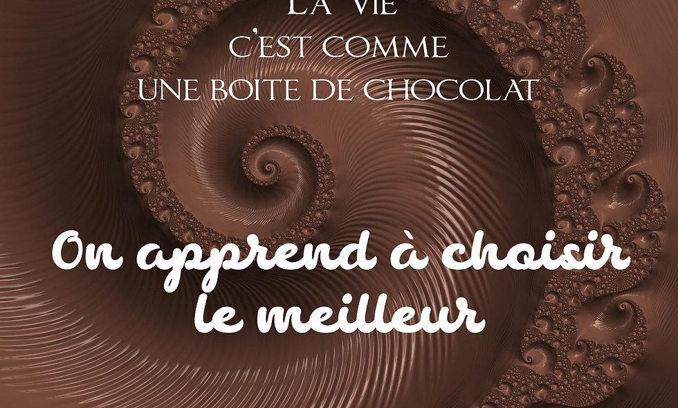 Méditation Le chocolat