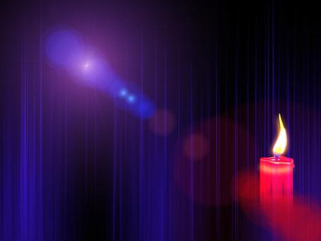 Rituel de la flamme violette