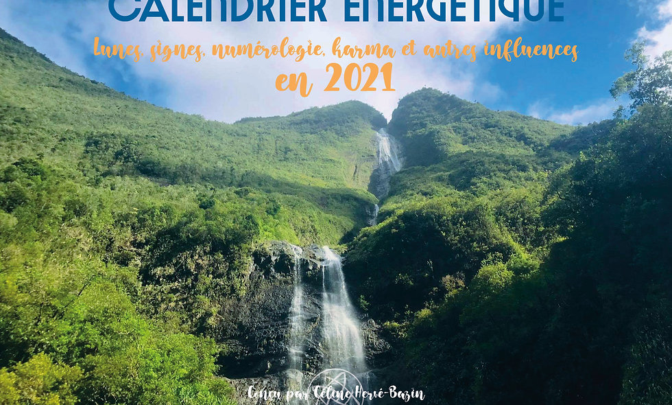 Calendrier énergétique 2021 PDF