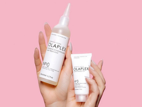 What are Olaplex 1-7 and Why you need to know about them?
