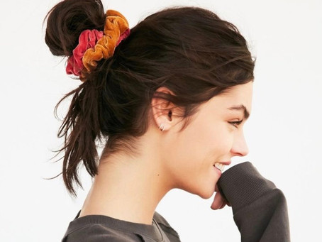 Menguncir Rambut yang Tepat Agar Kondisi Rambut Tetap Terjaga