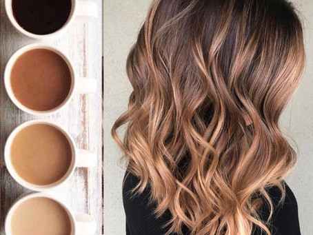 'Cold Brew Hair' Is The Caffeine-Inspired Colour Trend For Brunettes Ready To Take A Plunge