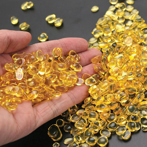 Keratin Glue Beads