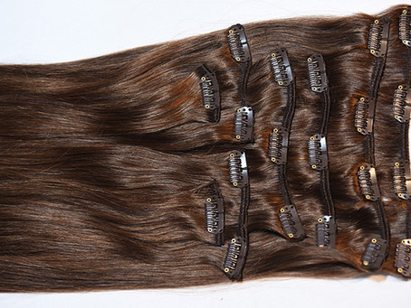 8 Top Benefits of Wearing Clip-ins Hair Extensions