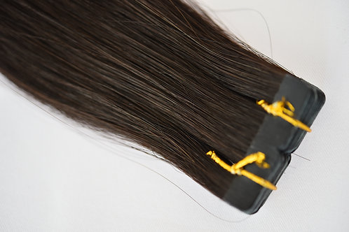 Flawless Tape-in Hair Extensions #1B