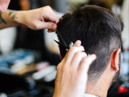 Clippers Not Required: A Guide To Men's Scissor Fade Haircuts