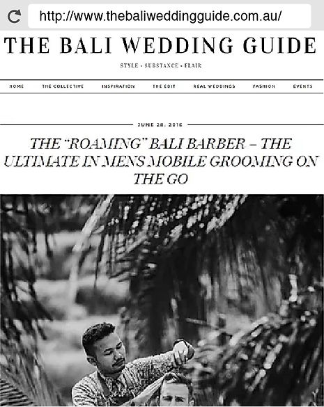 press tsl-bali wedding guide bali barber