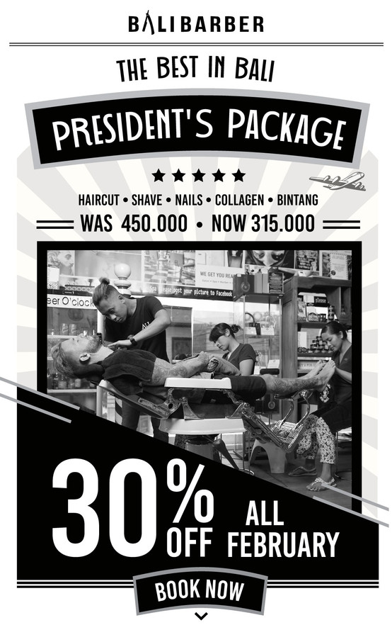 president-package-bali-barber-best-barbe