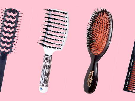 The Perfect Brushes For Every Hair Type