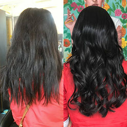 Balis best hair extension salon hair coloring microbeads extensions pmusecretfo Choice Image