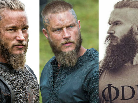 49 Viking Hairstyles for Man