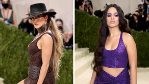 The Best Celebrity Hair Extensions on the Met Gala Red Carpet
