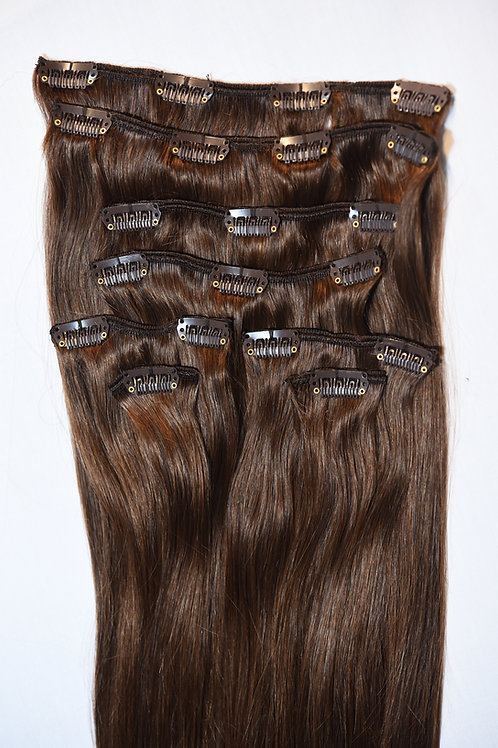 Clips-in Remy Hair Extensions #2