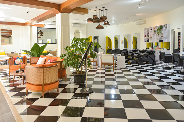 The shampoo lounge bali barber hair shop