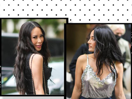 Cool girl waves: this effortless hair trend is inspired by our love of loungewear, apparently