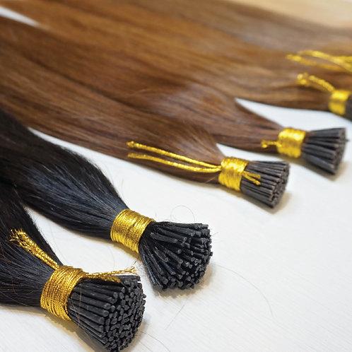 I-Tip Grade A Indonesian Hair