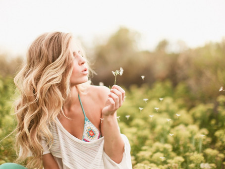 Dandelion Blonde Is the Dreamy Hair Color You'll Be Seeing Everywhere This Spring