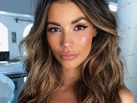 The 'colour sweep' is 2021's answer to balayage - and it's so damn flattering