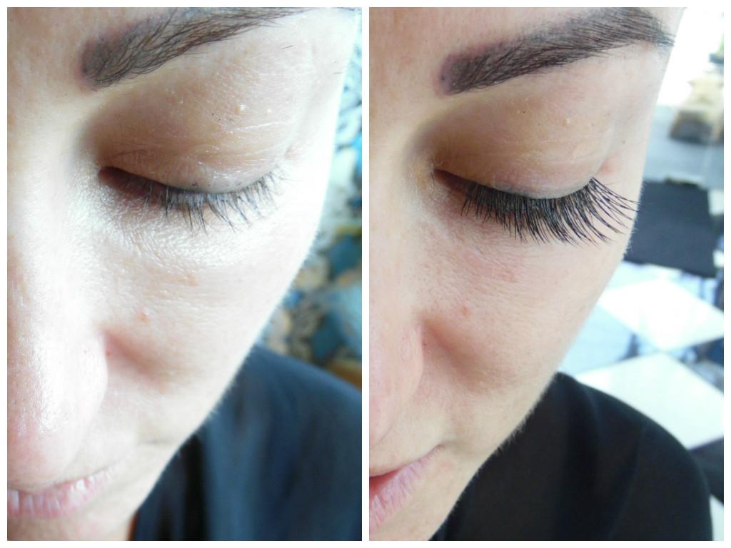 J curl Feather lash