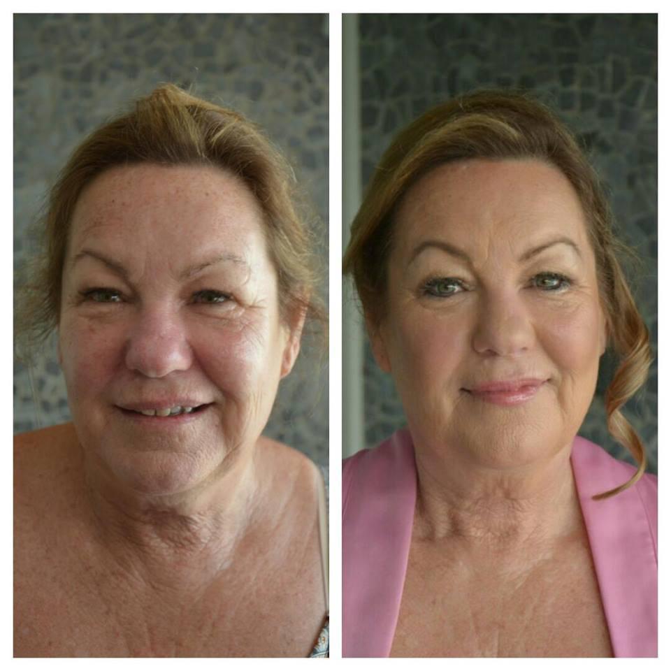In-villa Makeup