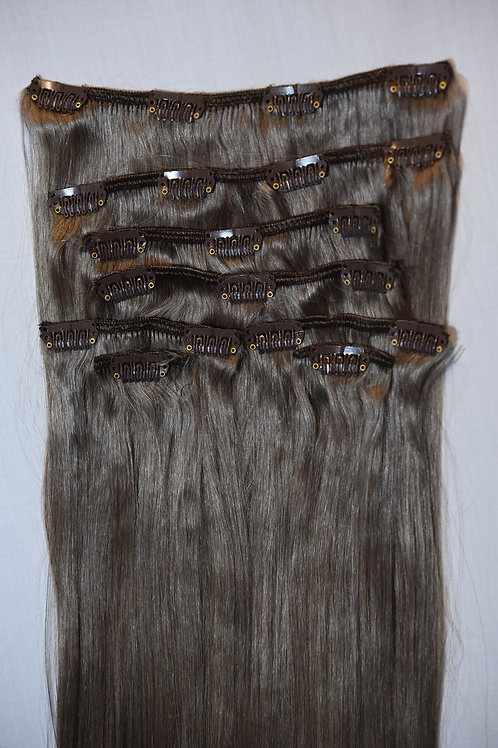 Clips-in Remy Hair Extensions #18