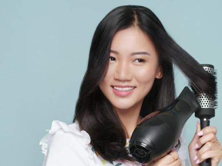 10 Tips Andalan Agar Hasil Blow Rambut Tahan Lama