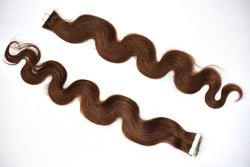 Remy Body Wave Tapes #4