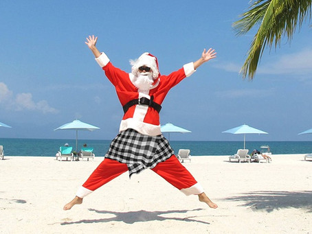 Celebrate Christmas in Bali