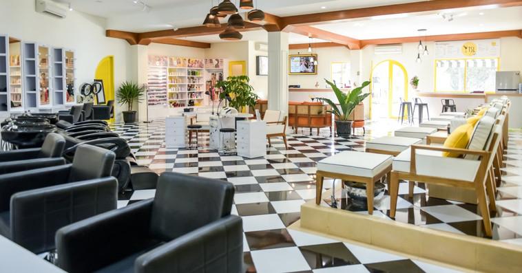the shampoo lounge and bali barber sanur