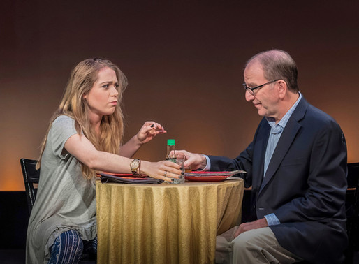 Review: Raw Fish - Theatre Odyssey