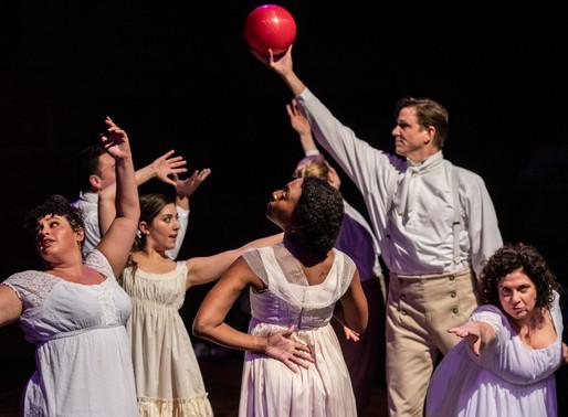 Review: Pride and Prejudice - BroadwayWorld