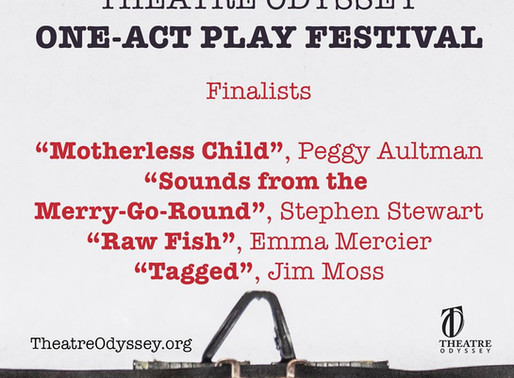 Theatre Odyssey Finalists Announced