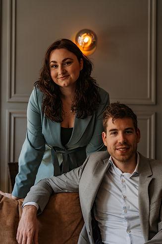 Yara Dragt en Robert van 't Wout - Bespoke Media